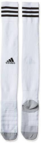 adidas Unisex Erwachsene Adi 18 Socks, weiß (White/Black), 43-45