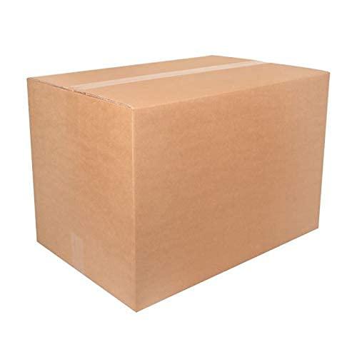 Cajas resistentes de 60 x 40 x 40 cm - Caja de cartón multicapa - embalajes para envíos y mudanzas. Disponible en formato de 10 y 20 unidades (10)