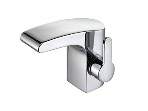 Keuco 51604010000 Elegance Waschtischarmatur mit Ablaufgarnitur verchromt