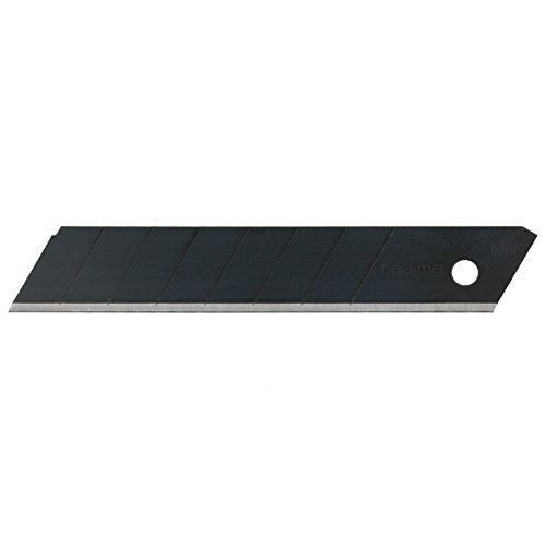 Tajima Razar Black 18 mm Klingen, Spender und Karte, 1 Stück, LCB50RBC/K1