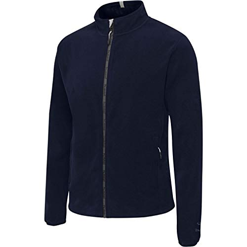 Hummel Herren Fleecejacke North Full Zip 206693 Marine XL