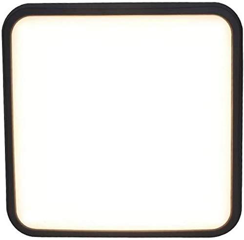 RUXMY Lámpara de Pared Luz de Soporte de iluminación Moderna y Simple Lámpara de Pared anticorrosiva Impermeable LED Patio Pasillo Luces de Pasillo Luces de Pared de Entrada de Hotel Lámpara de se