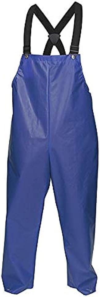 Bib Pant,L,Blue,Unisex,Nylon Liner