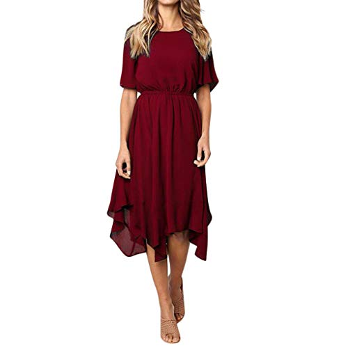 iHAZA V Neck Women Camisole Pure Color Sleeveless Bandage Cardigan Cotton Mini Dress