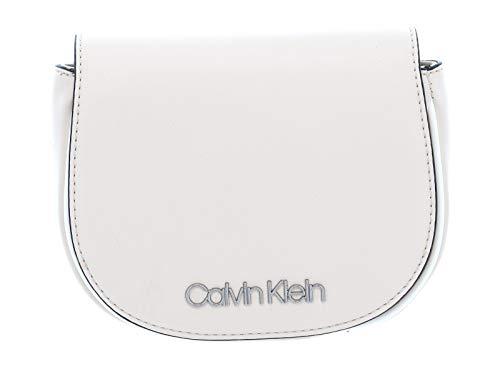Calvin Klein Damen CK CHAIN Crossovers, Gebleichter Sand, OS