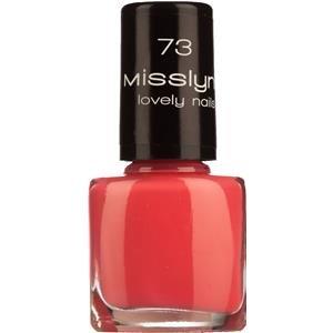 Misslyn Nägel Nagellack Mini Nail Polish Nr. 32 Killer Queen 4 ml
