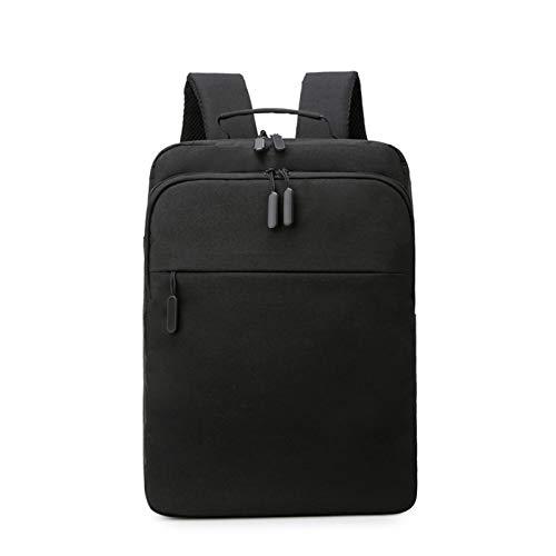 GYY Taccuino del Sacchetto di Protezione per Zaino per Laptop Impermeabile 13.3 14 14 15.6 Pollici Caso per PC per MacBook Air PRO ASUS Acer Redmi dell Men (Color : Black, Size : 15.6 inch)