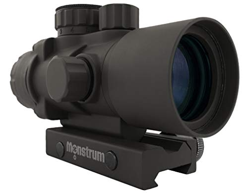 Monstrum S330P 3X Prism Scope | Black