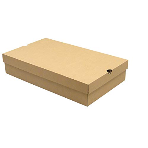 すき間収納箱【クラフト】 5枚セット (隙間収納 収納ボックス ベッド下収納ボックス ベッド下収納箱 ソファー下収納ボックス ソファー下収納箱 ダンボール 段ボール)
