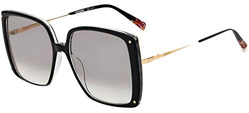 Missoni Gafas de Sol 0002/S Black/Grey Shaded 58/17/145 mujer