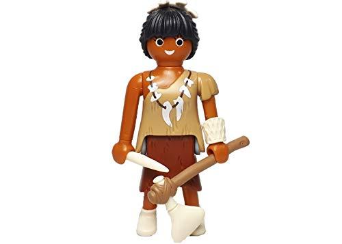 Promohobby Figura de Playmobil Serie 14 de Mujer troglodita.