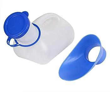 Voiture Potty Bouteille Portable Unisexe Urinoir Toilette Toilette Mobile Extérieure Voyage Urinoir pour Voiture Voyage Embouteillage Camping en Plein Air