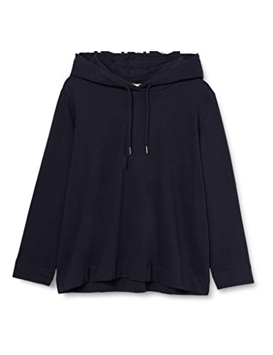 Esprit 080EE1J309 Sweatshirt, Damen, Blau 48 EU