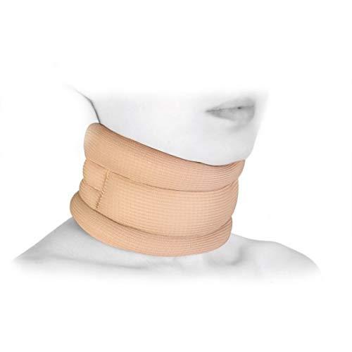 MOPEDIA - Collare cervicale semirigido anatomico con supporto interno - Medium