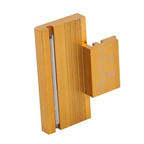 Garispace Tür Fenster Installation Tool Flügelfenster Fenster Installation Locator Artifact Aluminiumlegierung Sash Installer Muss Werkzeug für die Holzbearbeitung hat (Gold)