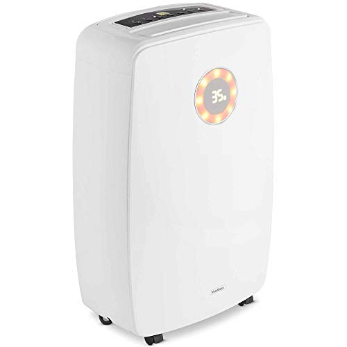 VonHaus 20L/Day Dehumidifier – Large Air Treatment System –...