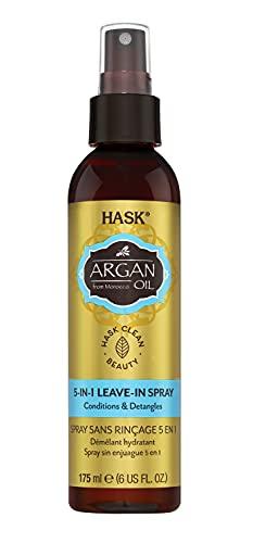 HASK ARGAN OIL REPARING 5-IN-1 LEAVE-IN CONDITIONER SPRAY 175ML
