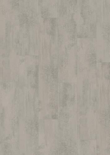 Egger EHD035 Chromix silber Design-Boden GreenTec, grau
