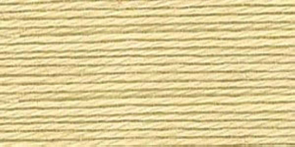 Bulk Buy: Aunt Lydia's Crochet Cotton Classic Crochet Thread Size 10 (3-Pack) Maize 154-423