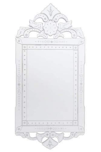 MirrorOutlet Espejo Pared Veneciano 122 cm x 59 cm