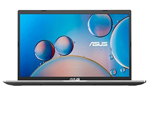 ASUS Laptop F515JA#B097PZYDJJ, Notebook con Monitor 15,6' HD Anti-Glare, Intel Core i3-1005G1, RAM 8GB DDR4, 256GB SSD PCIE, Windows 10 Home S, Argento