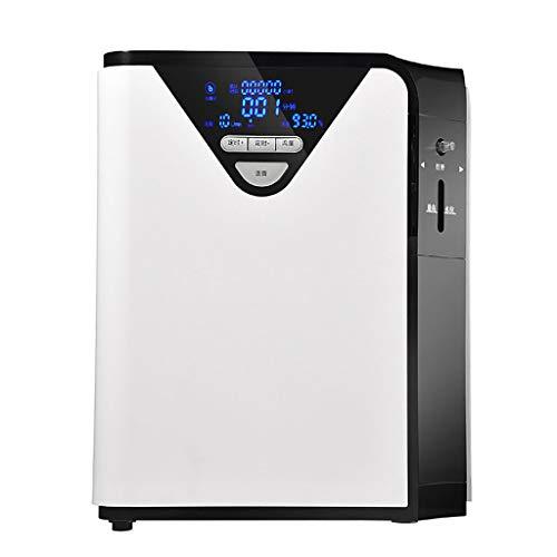 YWYW Tragbare Sauerstoff-Generator, Zerstäubte Version Von Sauerstoffabsorbern, Haushalt Auto, Hohe Konzentration Sauerstoff-Maschine, Geeignet Für Haus Und Auto