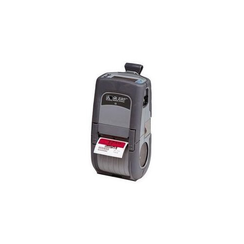 Zebra Technologies Ql 220 Mobile Thermo-Etikettendrucker - Thermodirekt- / Thermotransferdrucker