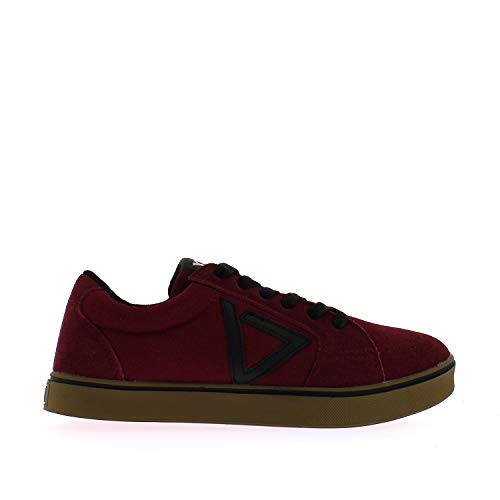 Ade Inward Sneaker Uomo HP95731 Bordeaux Gum (Numeric_40_Point_5)