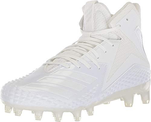 adidas Herren Freak X Carbon Mid Fußballschuh, Weiá (Weiß/Weiß/Weiß), 50 EU