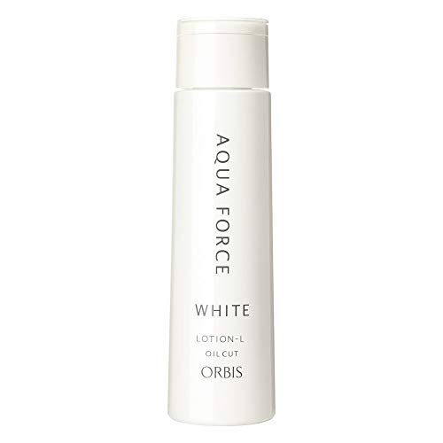 Orbis Aqua Force White Series Skin Lotion 180ml - Light (Green Tea Set)