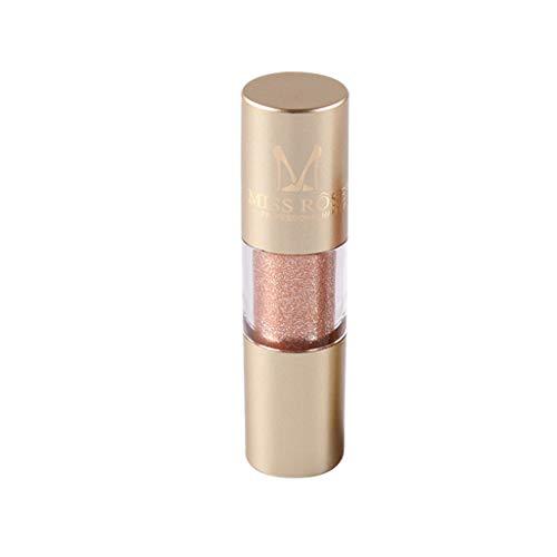Ombre à paupières cylindrique monochrome – UK Fashion Maquillage Cosmétique Shimmer Paillettes Pour Fête