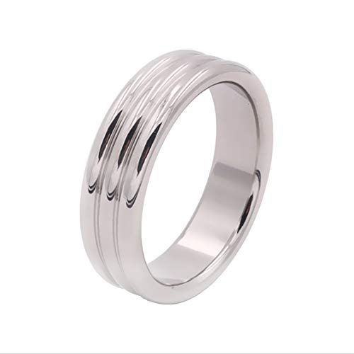WWJ Herren Edelstahl Sêx Ring Verdicktes Metall Passion Alternative Ring Hose T-Shirt Sonnenbrille (Größe : L)