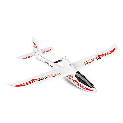 ZMH 2,4 G FunkSteuerung 3 Kanal RC-Flugzeug fixiert Flügel RTF Sky-King-Flugzeug Faltbare Propeller Outdoor-Drohnen Spielzeug für das Alter von 12 +