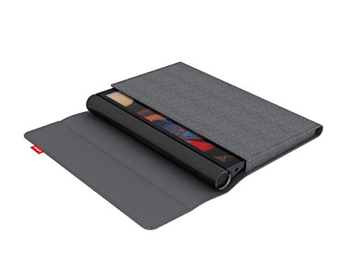 Lenovo Yoga Smart Tab Sleeve and Protective Film Grey