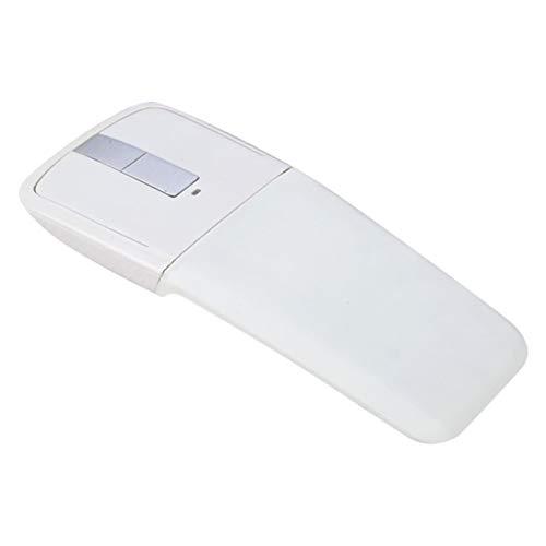 Herewegoo 2.4G draadloze opvouwbare muis met USB-ontvanger voor laptop PC