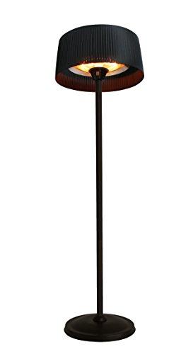 Sunred Standmodell 2100 W Halogen with LED, schwarz, 60 x 60 x 224 cm, ARTIX SB BASIC
