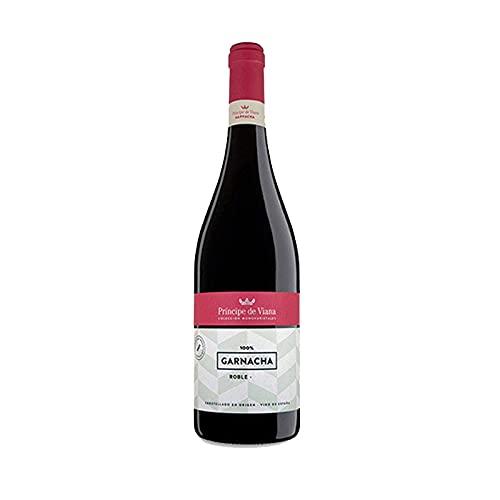 Vino tinto Principe de Viana Garnacha Viñas Viejas de 75 cl - D.O. Navarra - Bodegas Principe de Viana (Pack de 1 botella)