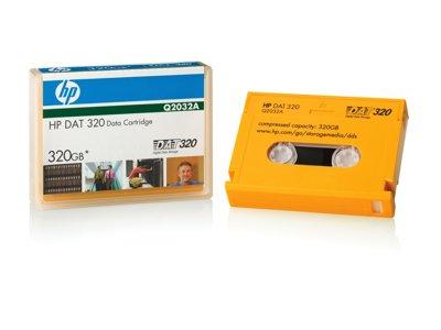 HP ISS - Q2032A - DAT 320 320GB Data Cartridge