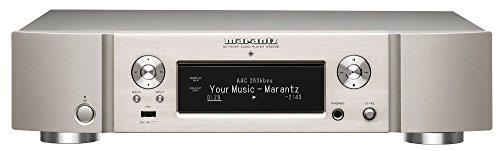 マランツ Marantz NA6006 ネットワークオーディオプレーヤー HEOS/ハイレゾ/Airplay2対応 シルバーゴールド NA6006/FN