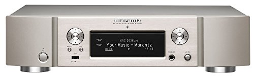 marantz ネットワークオーディオプレーヤー HEOS/ハイレゾ/Airplay2対応 シルバーゴールド NA6006/FN