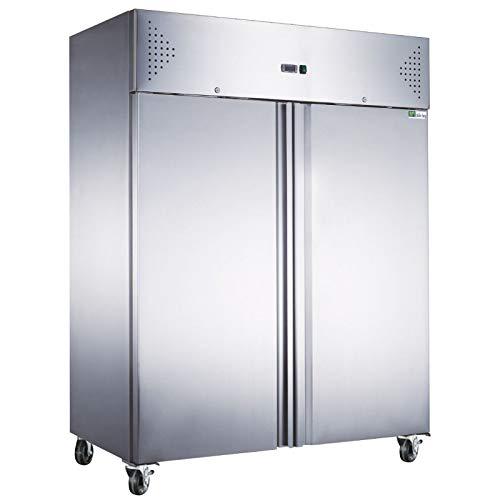 Armoire Réfrigérée Négative 2 Portes Série Star - 1200 L - AFI Collin Lucy - R290 2 Portes Pleine