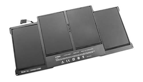 vhbw Batería Compatible con Apple Macbook Air 13.3 MC503ZP/A Notebook (6700mAh 7.3V polímero de Litio)