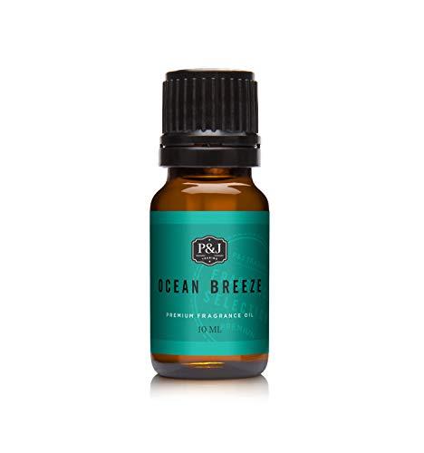 P&J Trading Ocean Breeze Fragrance Oil - Premium Grade Scented Oil - 10ml