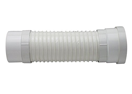 Cornat CKASTF550 WC-Ablaufstutzen, flexibel, 580 mm