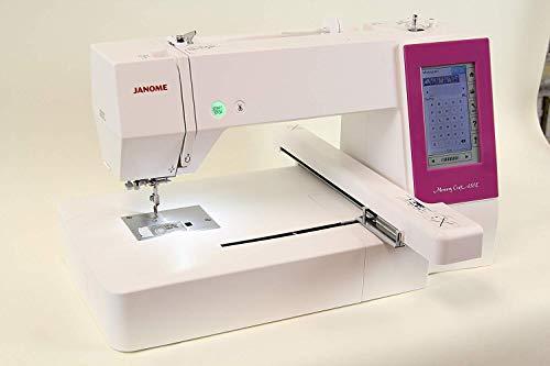 Usha Janome Sewing Machine Memory Craft 450E