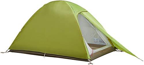 VAUDE 2-personen-zelt Campo Compact 2P, 2 Personenzelt, einfacher Aufbau, chute green, one Size, 142194590