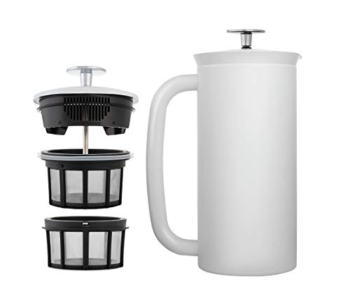 ESPRO P7 Double Walled Vacuum Insulated Coffee French Press