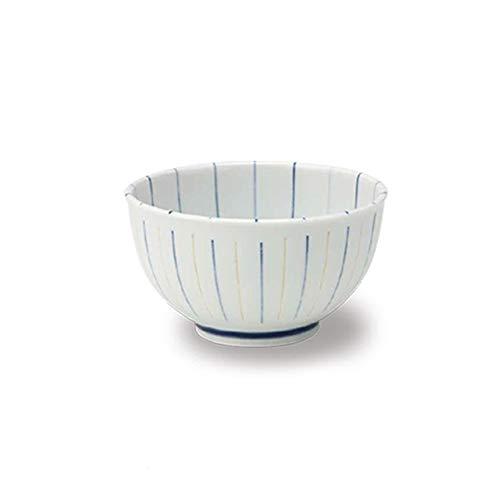 LI MING SHOP-Müslischale L-H Keramische Schüssel, Reis/Nudeln/Dessert/Getreidehitzebeständige Schüssel, Mikrowelle Hotelhaushaltsgeschirr (Size : 11.5x5.6cm)