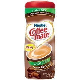 Coffee Mate Non-Dairy Creamer in Chocol Creamy Sugar Special sale item Ranking TOP5 Free