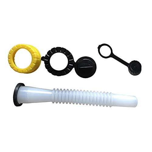 joyMerit Boquilla de Repuesto para Latas de Gas con Tapón de Ventilación Latas de Estilo Universal Easy Pour